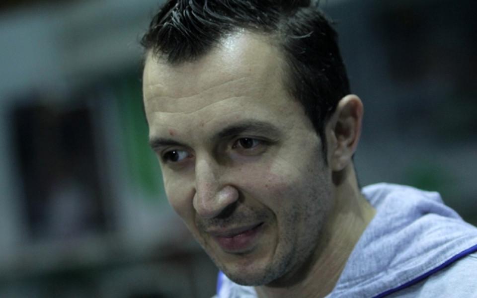 Боян Йорданов с поражение във финала за Купата на Гърция