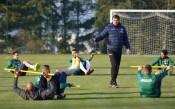 Националите започнаха тренировки за Холандия<strong> източник: LAP.bg</strong>