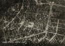 """Пространството между Канала, """"Цар Освободител"""" и """"Александър I"""" в уникална въздушна снимка, най-вероятно направена през 1925г."""