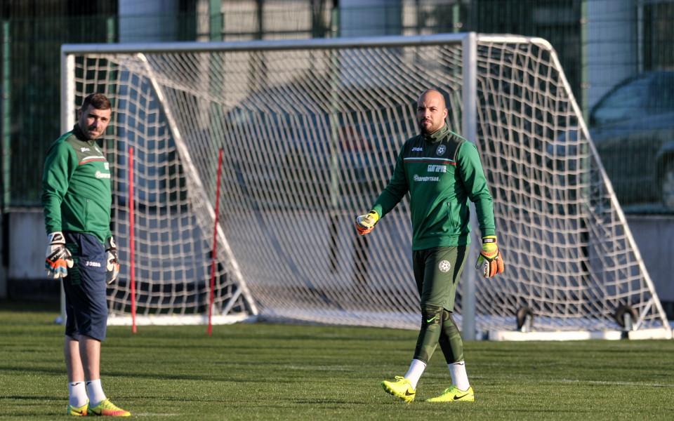 Удар по националния - без Владо Стоянов в събота