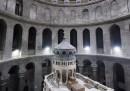 Вижте Божи гроб след реставрацията (снимки)