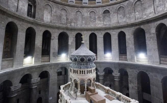 Божи гроб в Ерусалим беше открит след реставрация