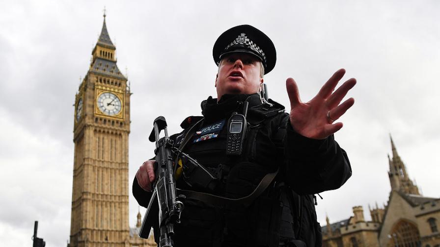 Освободиха последния от задържаните за терора в Лондон
