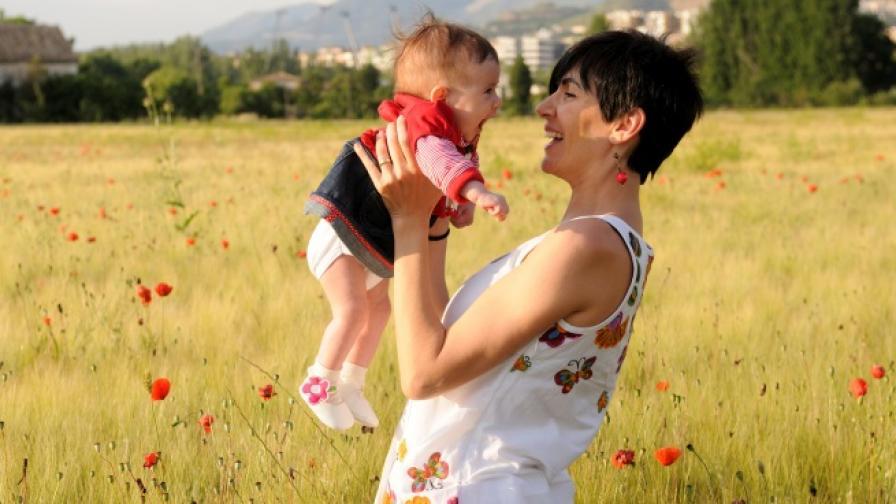 Кога жените предпочитат да станат майки
