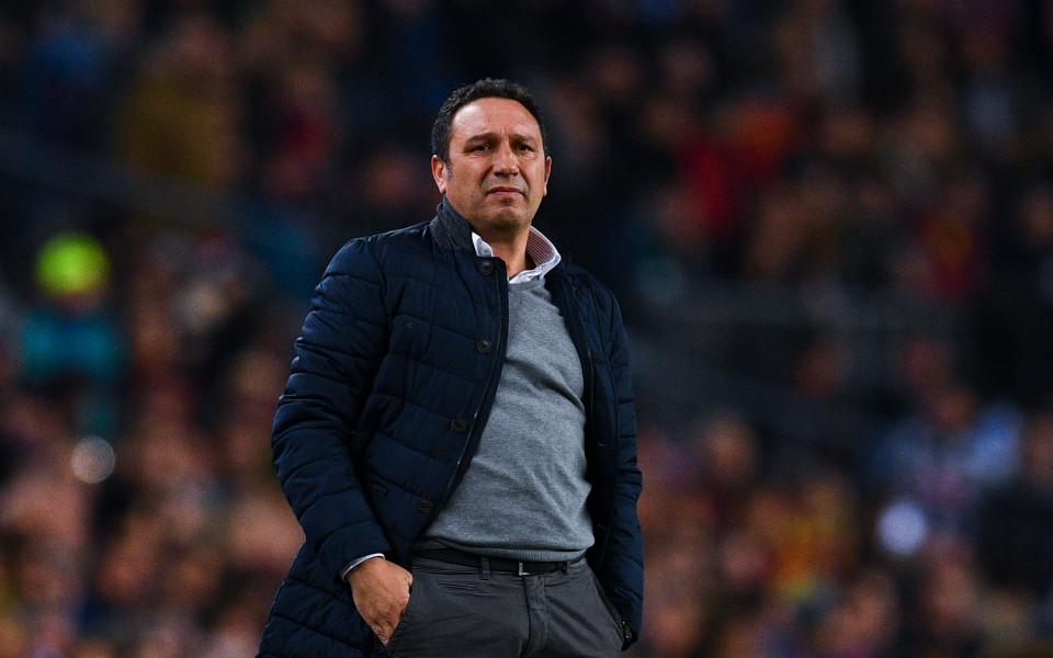 Ръководството на Жирона уволни треньора Еусебио Сакристан. Информацията бе официално