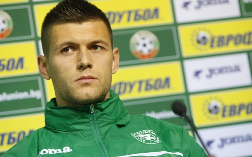 Страхил Попов иска с Касъмпаша в Лига Европа