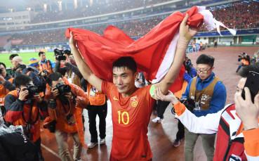 Тестваха целия национален отбор на Китай за COVID-19