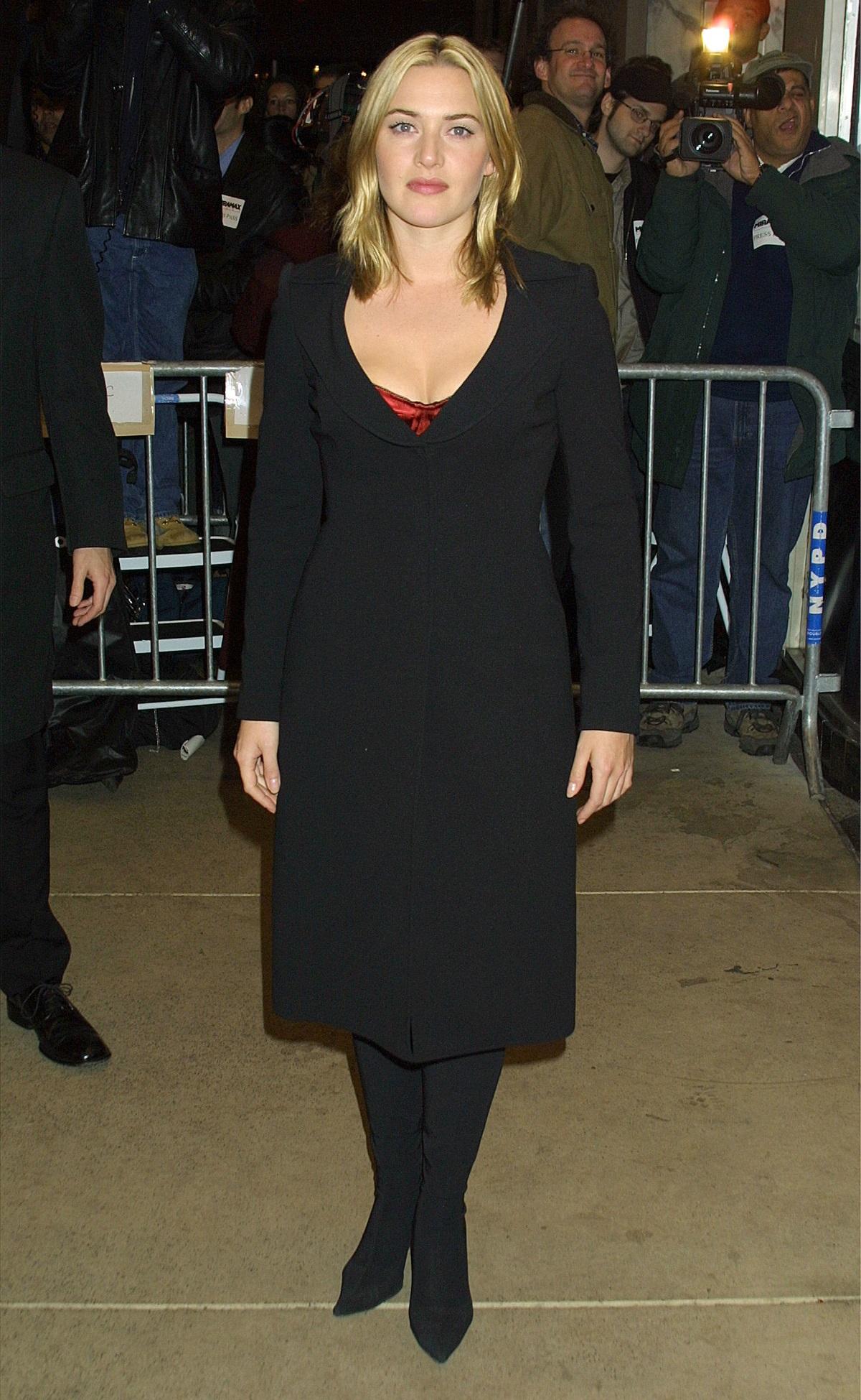 Кейт Уинслет - 2001 г.