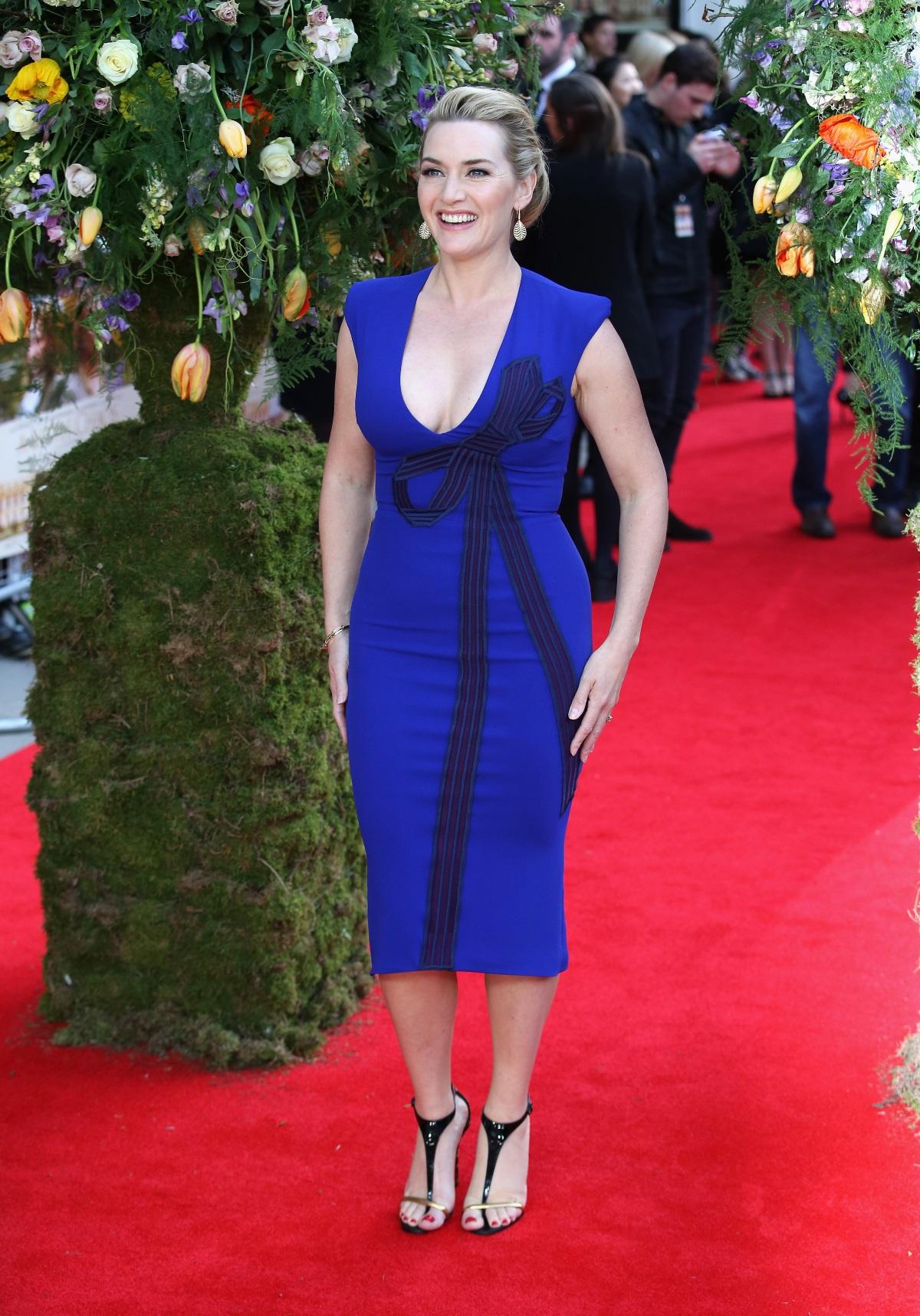 Кейт Уинслет - 2015 г.