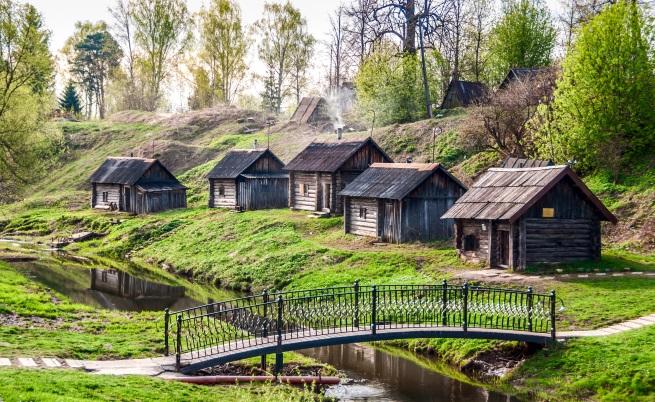5 от най-красивите руски села