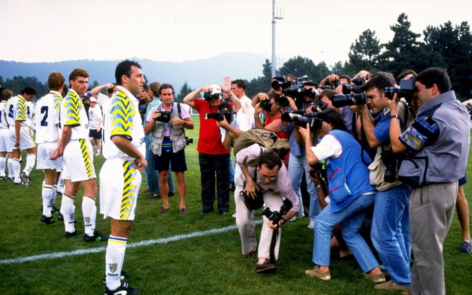 Буфон включи българин в своя идеален отбор