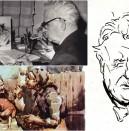 127 години от рождението на големия хуморист и художник Чудомир