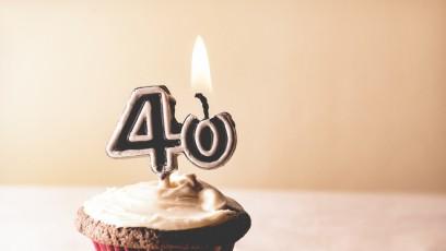 Защо 40-годишнината не се празнува?