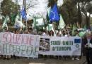 Шествия в Рим за и против Европейския съюз