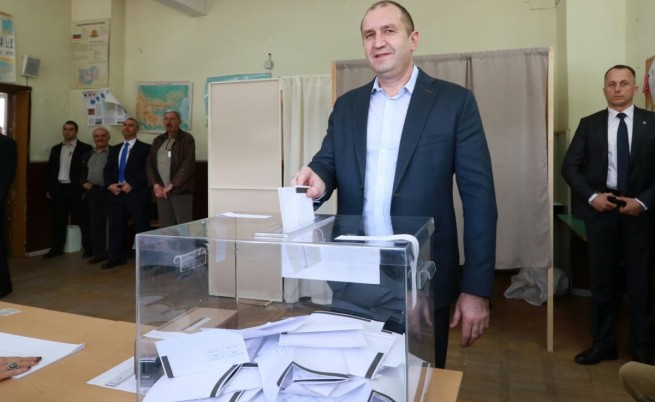Румен Радев: Гласувах за по-добра България