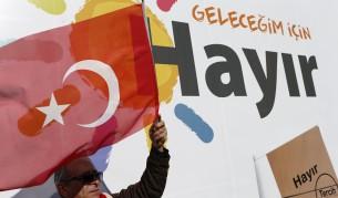Нарушения в изборния ден, скандали в Турция