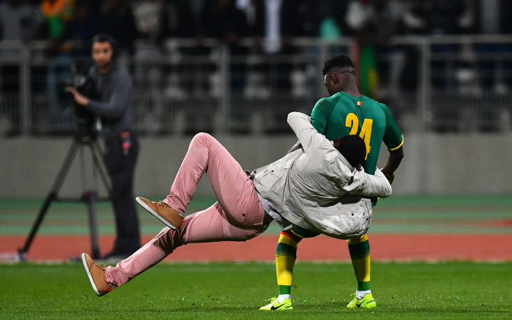 Батални сцени прекъснаха Кот Д'Ивоар – Сенегал