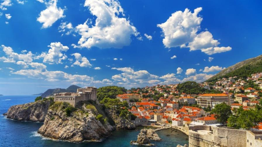 Дубровник - мой малък рай край брега на Адриатика