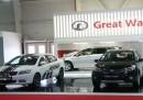 Първата поява на Great Wall на Автомобилен салон София'13.