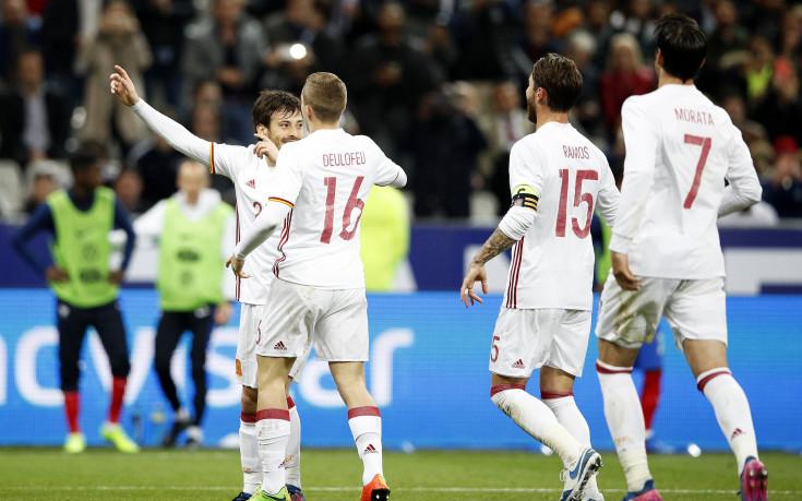 Испания би Франция в мач, пренаписал историята