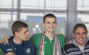 Нападателят на юношите Калоян Кръстев мечтае за Ливърпул