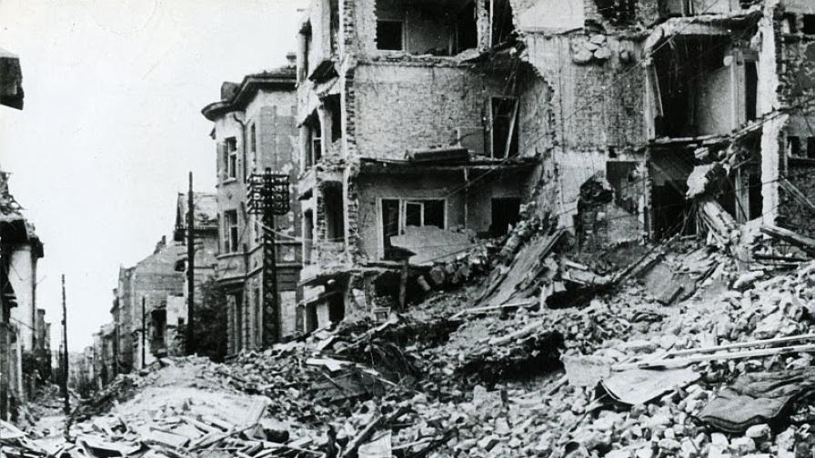 Денят, в който съюзниците сринаха София