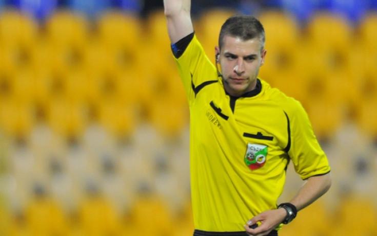 Обявиха съдията за поредното дерби ЦСКА-Левски, Кабаков е замесен