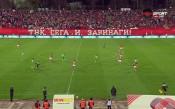 Лудогорец удвои на ЦСКА след много спорен гол