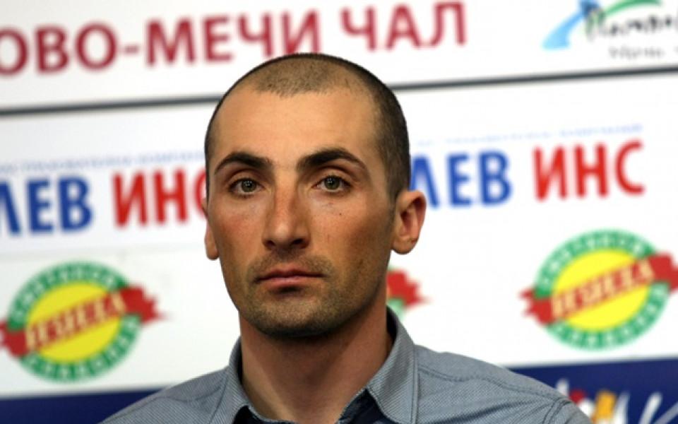 Владо Илиев спечели спринта на Държавното по летен биатлон