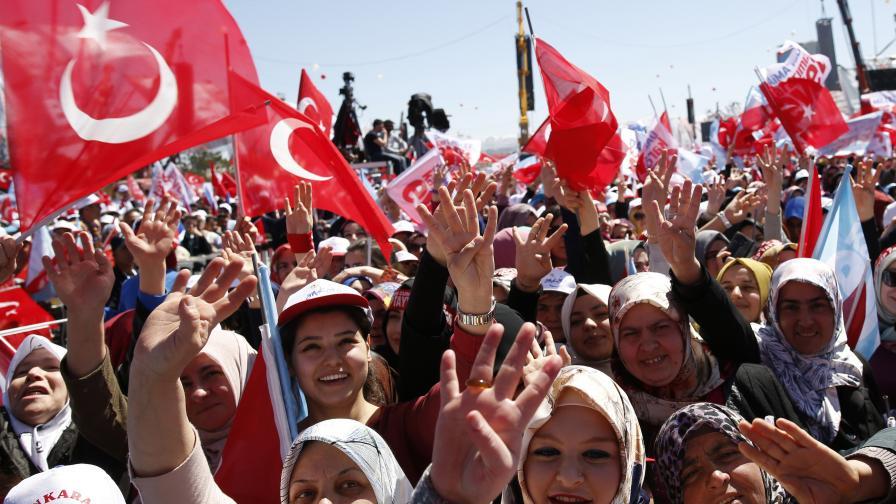 Как реагира Европа на референдума в Турция