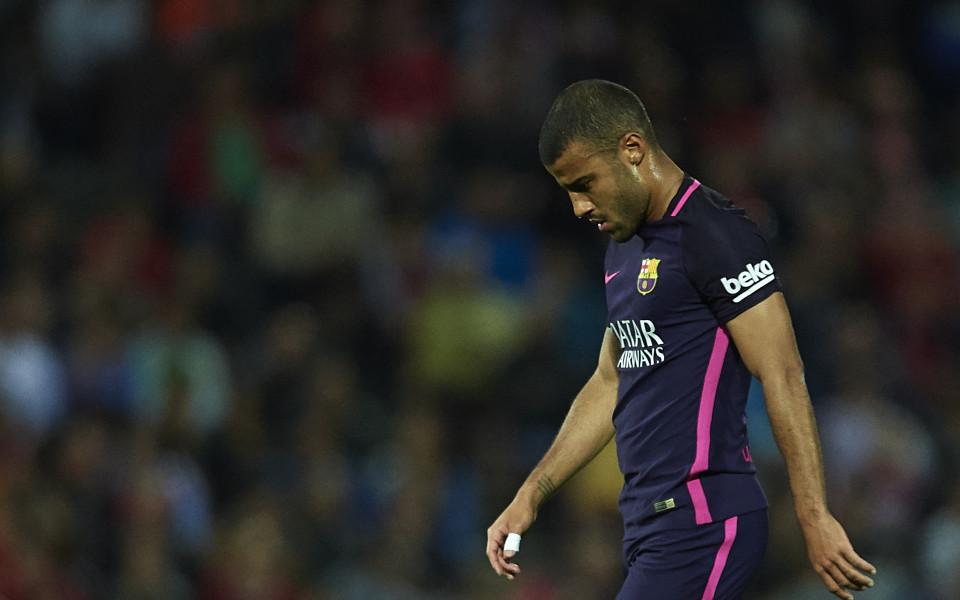 Барселона използва Рафиня, за да свали цената на Ериксен