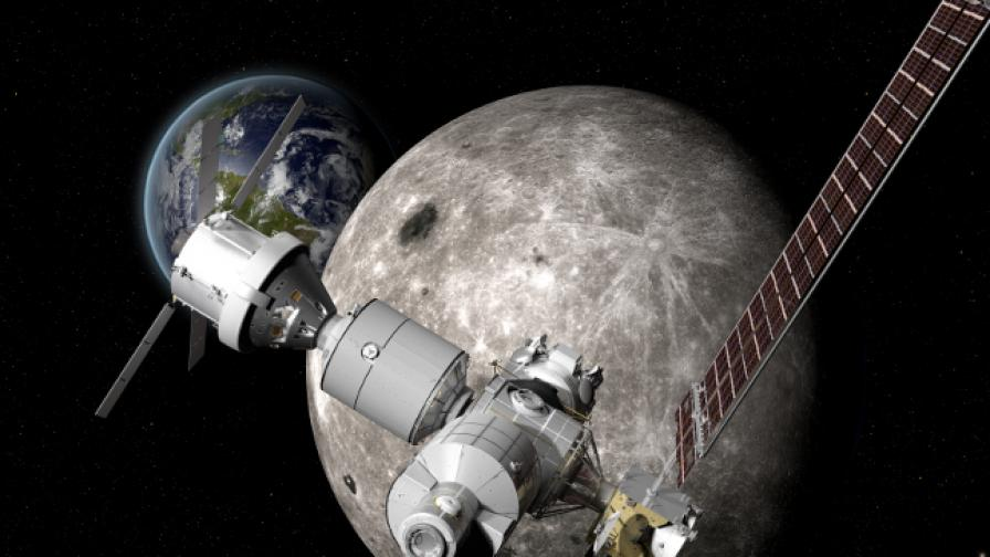 Boeing представи космическите си транспортни системи