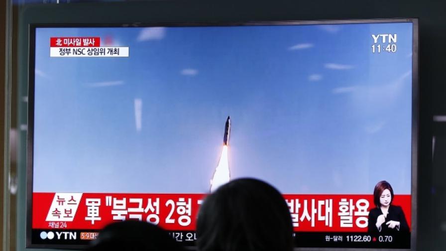 """Северна Корея можела """"да изтрие САЩ от лицето на земята"""""""
