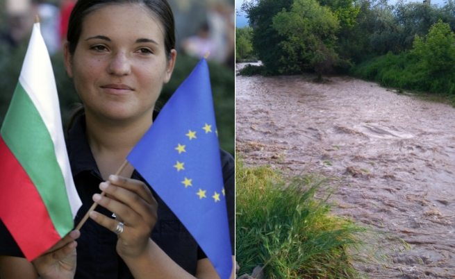 ЕС осъди България, бедствено положение в Пловдивско и още...
