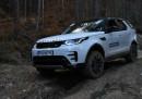 Диско парти с Land Rover Discovery (тест драйв)