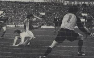 ЦСКА отбеляза 35 години от епоса срещу Байерн