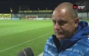 Джамбазки: Подавам оставка, по-добре да разпуснем отбора