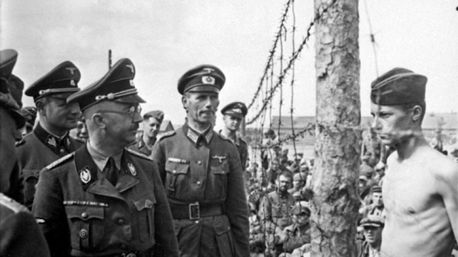 Да погледнеш Хайнрих Химлер право в очите