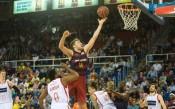Везенков с личен рекорд при успех на Барселона в Испания