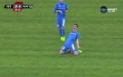 Краев с втори гол за три минути срещу Локомотив