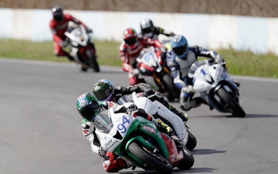 Отново български триумф на Европейския шампионат по мотоциклетизъм в Серес