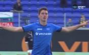 Левски - Локомотив Пд 5:0 /репортаж/