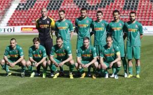 Ботев Враца си върна първата позиция във Втора лига