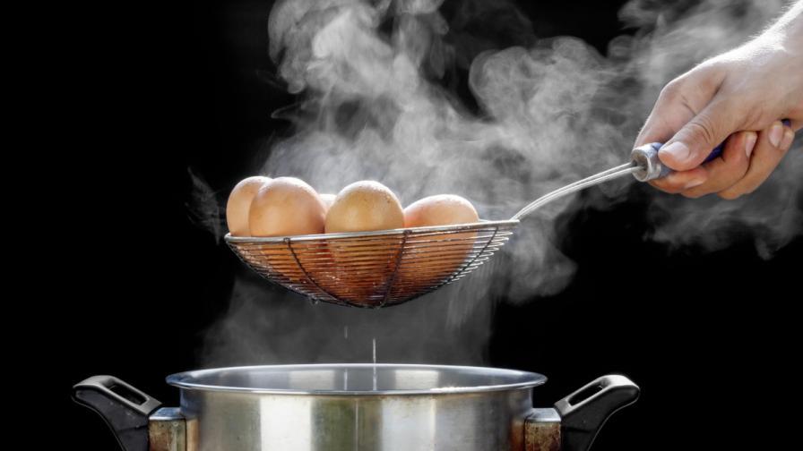 7 трика как да не счупите яйцата за Великден