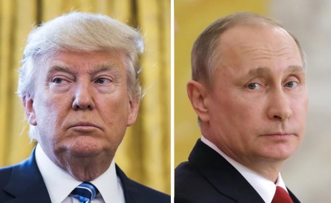 Тръмп: Руската намеса е измама, Путин му прати поздрав
