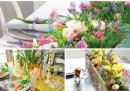 11 идеи за декорация на великденската маса