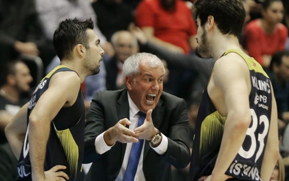 Жесток скандал в турския баскетбол, треньор пожела на играч лош късмет