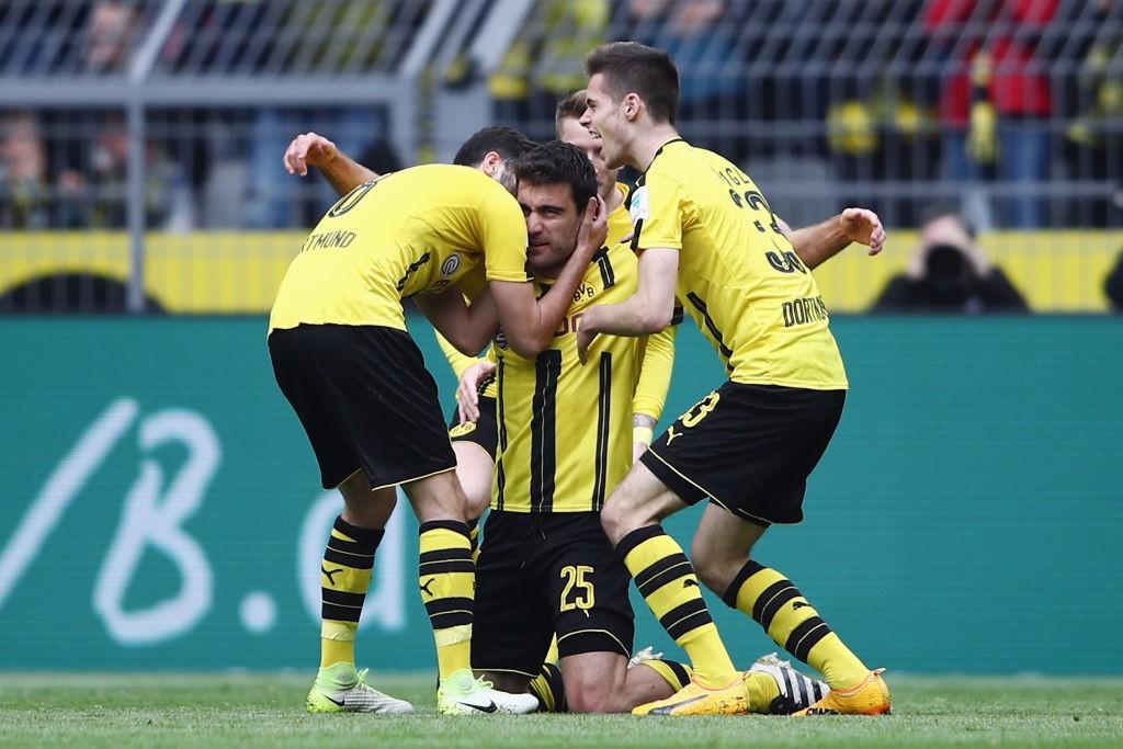 Борусия Дортмунд - Айнтрахт Франкфурт<strong> източник: Gulliver/GettyImages</strong>