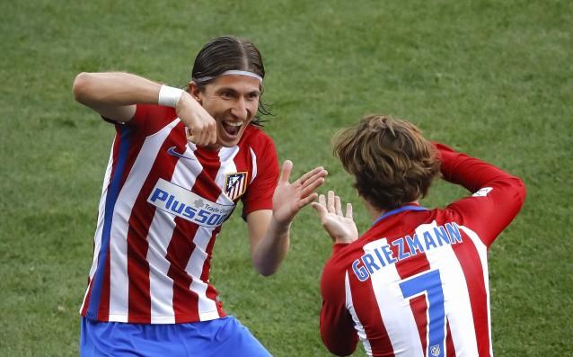 Атлетико Мадрид източник: BGNES