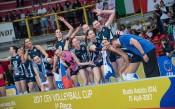 Европейска купа за Елица Василева и Динамо<strong> източник: cev.lu</strong>